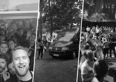 Photos du Camion du Vexin sur des événements
